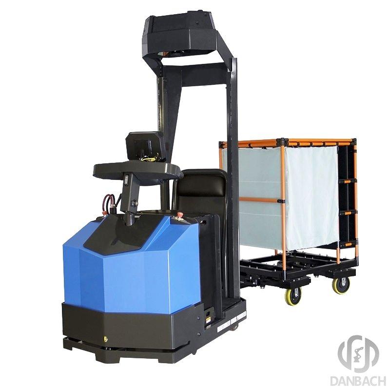 激光/惯导叉车AGV