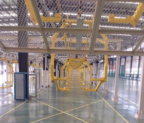 汽车零配件自动化生产线