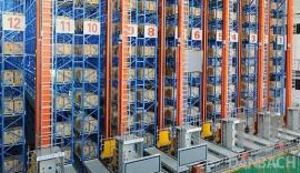 智能仓储货架